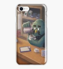 The Roost Cafe iPhone Case/Skin