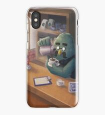 The Roost Cafe iPhone Case