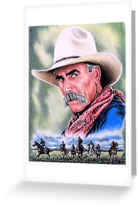 Cowboy greeting cards by andrew read redbubble cowboy greeting cards by andrew read redbubble m4hsunfo