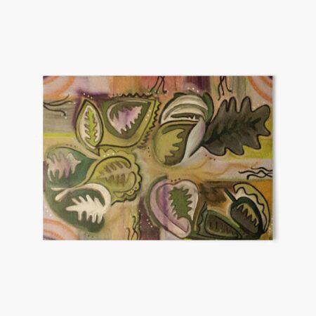 Natural Art Board Print