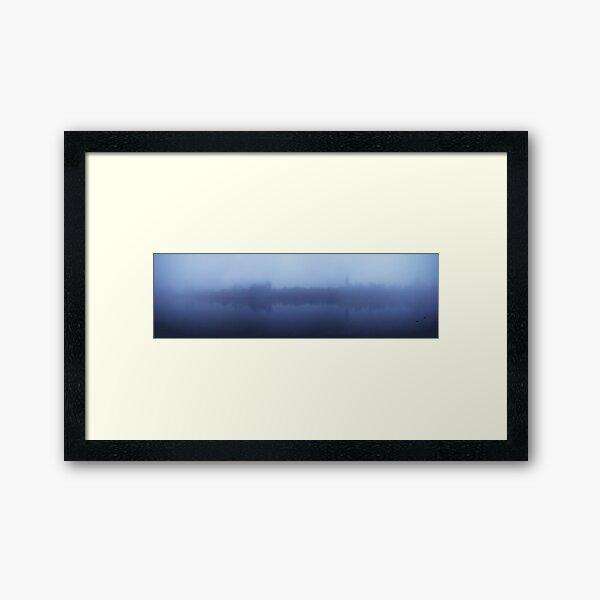 Radiowaves Framed Art Print