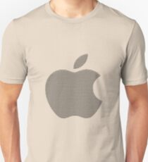 Apple logo in ASCII Art T-Shirt