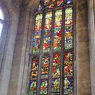 Stained Glass Window by Tom Gomez