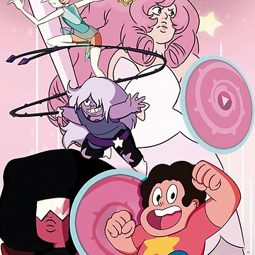crystal gems by Octocromia