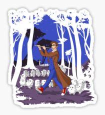 Hamelin Doctor Sticker