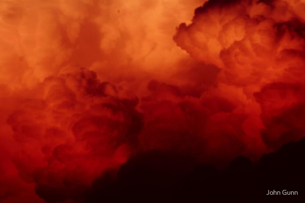 A Texas Storm by John Gunn