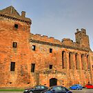 Linlithgow Palace by Tom Gomez