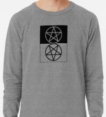 Divine Union - Pentagram Lightweight Sweatshirt