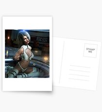 Encapsulated Postcards