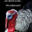 Tribute to the Turkey by Beth Brightman