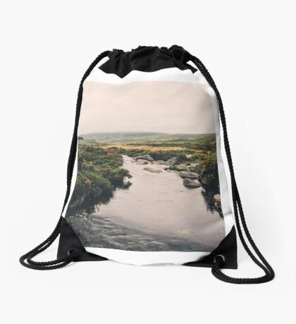 Irish Wanderings Drawstring Bag