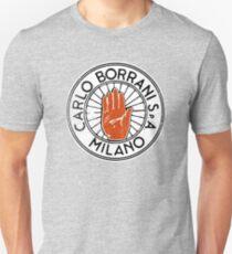 Ruote Borrani 1945 Carlo Borrani S.p.A. DISTRESSED T-Shirt