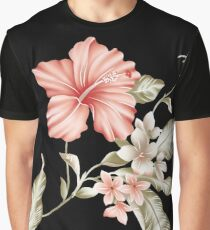 Floral Collection - Big Bloom Graphic T-Shirt