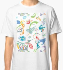 high level white Classic T-Shirt