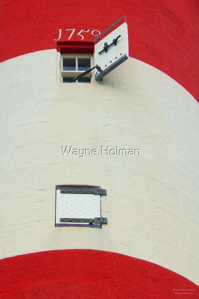 Open by Wayne Holman