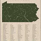 Pennsylvania Parks by FinlayMcNevin