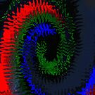 Spiralige Träume von Evita