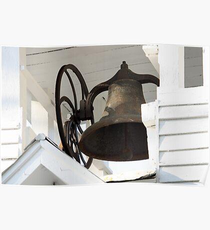 Church Bell Poster