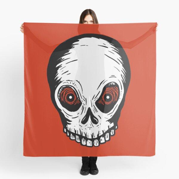 Evil Skull Scarf