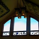 Window in the PEI Preserve Company, PEI Canada by Shulie1