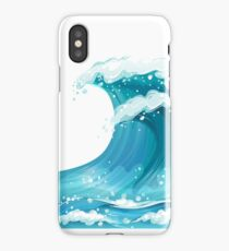 Sea - Wall iPhone Case/Skin