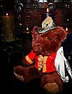 Teddy Der Feuerwehrmann von Evita