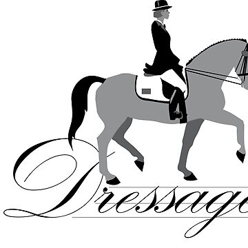 Dressage - Female Rider by Horseworks