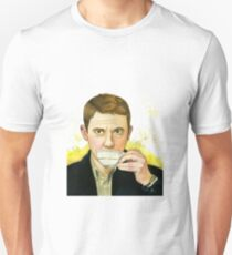 A cup of tea with John Watson T-Shirt