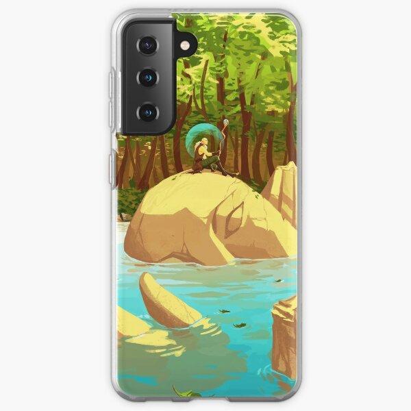 Good morning traveller Samsung Galaxy Soft Case
