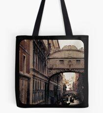 MERCHANT OF VENICE - Bridge of Sighs Tote Bag