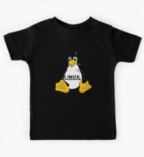 Tux Linux Kids Clothes