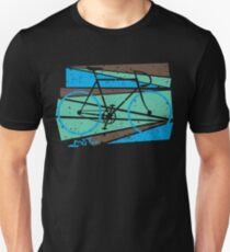 Abstract Bicycle T Shirt  Unisex T-Shirt