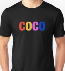 Coco - Coco Logo Unisex T-Shirt