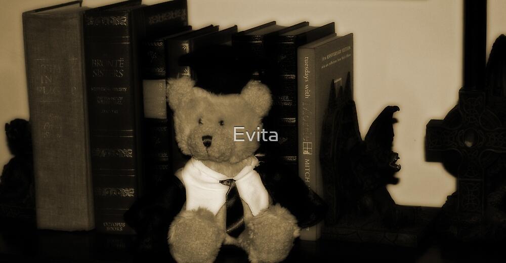 Teddy the Professor by Evita