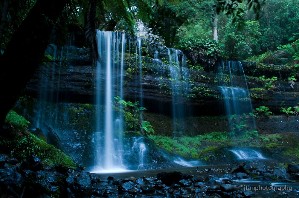 Russell Falls by jtanphotography