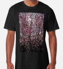 Kirschblüten Longshirt