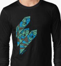 Abstract Bicycle T Shirt T-Shirt