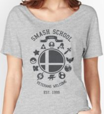 Smash School - Smash Veteran Women's Relaxed Fit T-Shirt