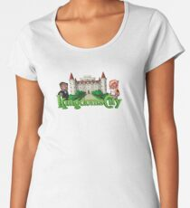 KingdomsCity Merchandise Women's Premium T-Shirt