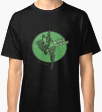 Night Vision Pin Up Classic T-Shirt