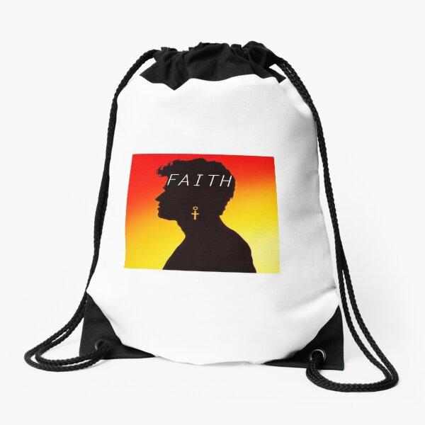 George Michael  Drawstring Bag