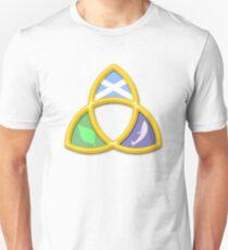 Land, Sky and Sea T-Shirt