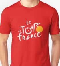 Le Tour de France Logo T-Shirt