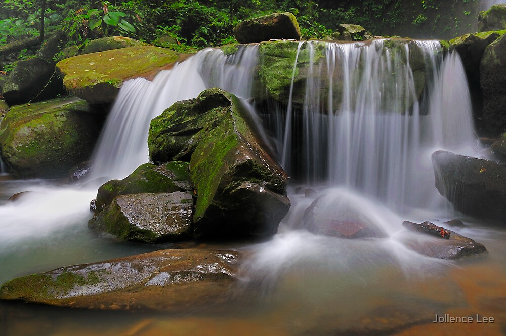 Cascading by Jollence Lee