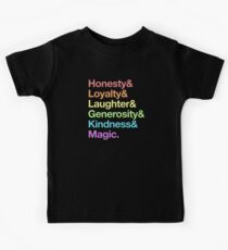 My Little Pony - Elements of Harmony - Rainbow Kids Clothes