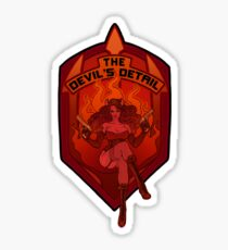 The Devil's Detail Sticker
