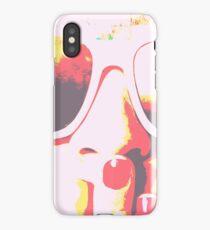 Pink Sunglasses iPhone Case/Skin