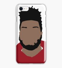 Khalid Cartoon iPhone Case/Skin