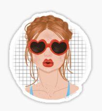 Lolita Sticker