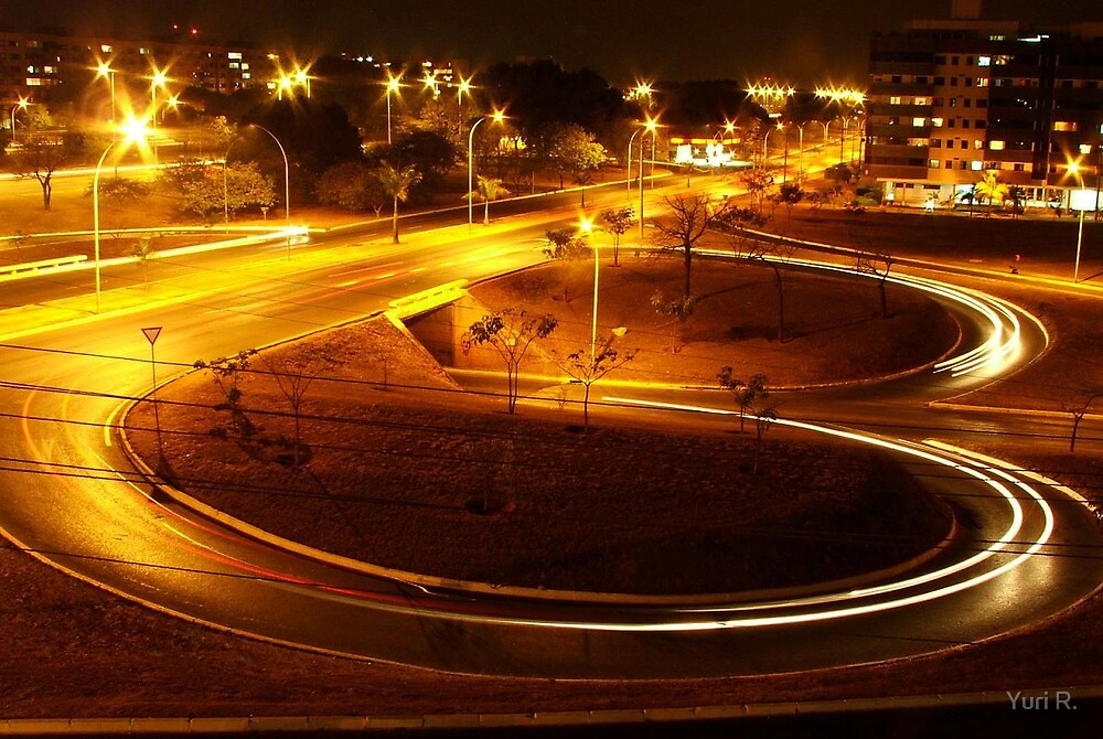 Sao_Paulo by night III by Yuri R.